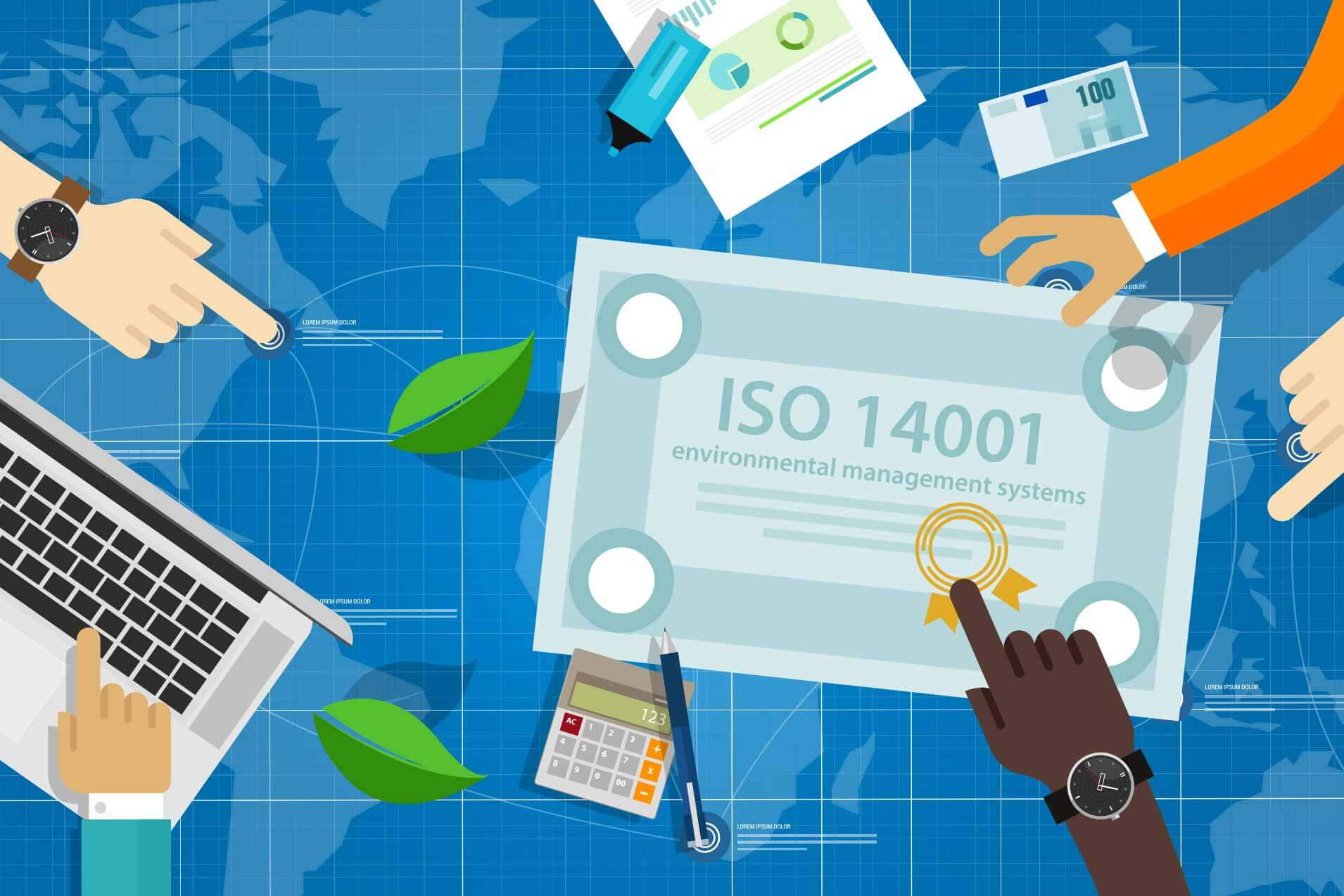 Getting ISO 14001 Certified-ISO 9001 San Diego, CA-ISO PROS #7